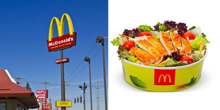 McDonald's Salads Have Made Over 400 People Sick in 15 States