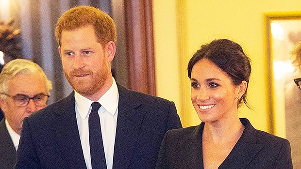 Meghan Markle Wears Shortest Dress Ever & Shows Off Very Slender Legs With Prince Harry — Pics