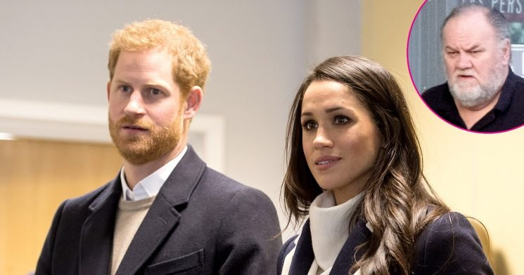 Duchess Meghan's Dad 'Hung Up' on Prince Harry in Phone Call About Photo Scandal
