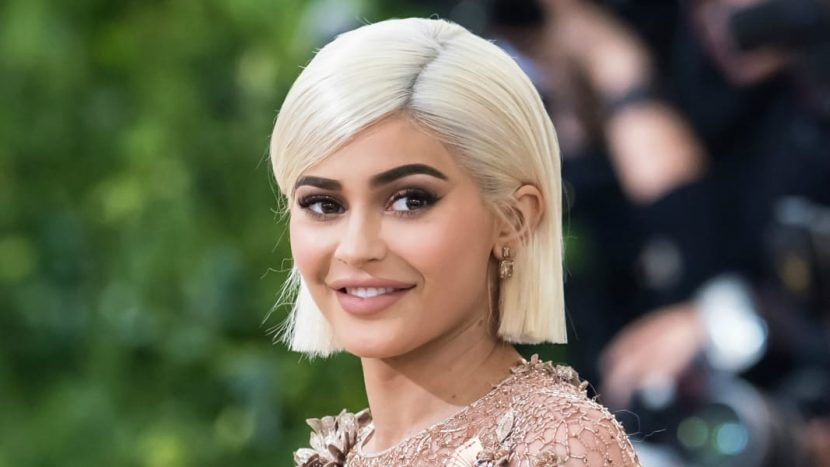 Kylie Jenner Rings in Her 21st Year With Her 'Most Special Gift,' Stormi