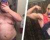 A Stranger Convinced This Guy to Lose 170 Pounds in 8 Months