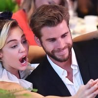 Liam Hemsworth Wears Spooky Mask & Terrifies Miley Cyrus Again In New Car Ride Prank: Video