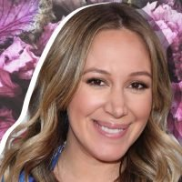 Haylie Duff Hates This Common Salad Topping, & She's Kind of Right