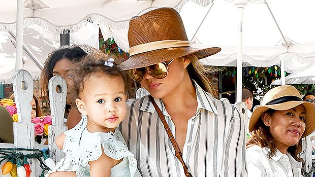 Hollywood's Most Stylish Kids Under 3 Years Old: Saint West, Stormi, Luna Legend & More