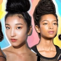 Runway-Approved Updos That Work on a Variety of Textures & Lengths