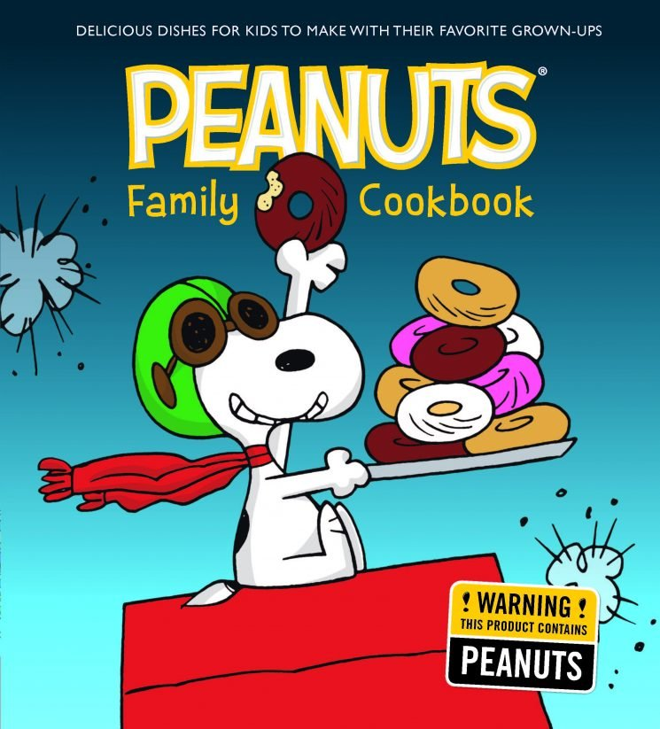 There's an Official Peanuts Cookbook Coming Out! Get the Recipe for 'Charlie Brownies'