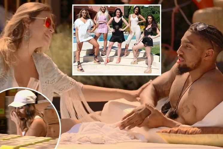 Five women spied on their boyfriends lads' holiday for a new TV show… and couldn't believe what they saw