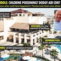 Pesticide? Poisoning? Dodgy air con? Botulism? Four theories about what happened in Thomas Cook hotel room where Brit couple died