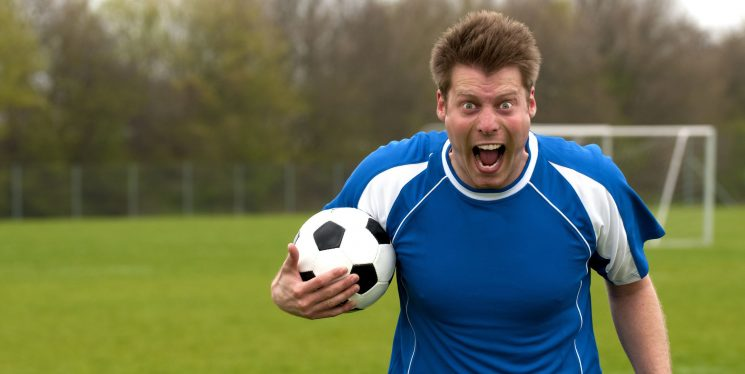 Angry, Aggressive Men Ruin Rec Sports. Here's How to Stop Them.