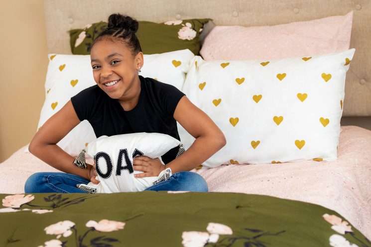 Inside Stranger Things Star Priah Ferguson's 'Casual Vintage' Bedroom: 'I Wanted My Space to Feel More Mature'