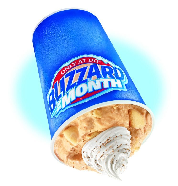 Dairy Queen's Pumpkin Pie Blizzard Is Coming Back for Fall
