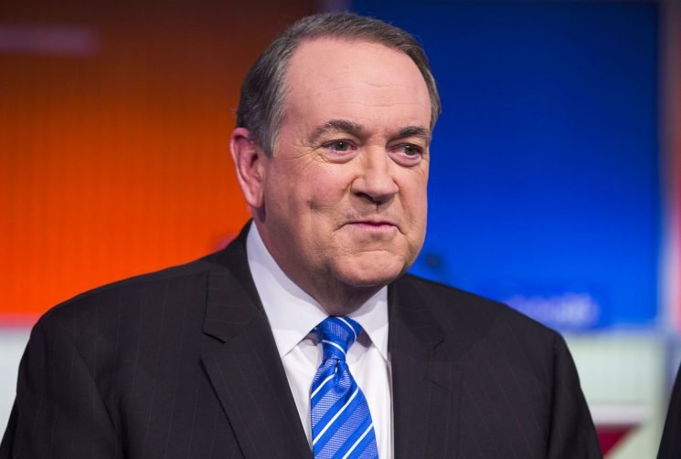Mike Huckabee 'Quarantined' on Plane Due to Suspected Exposure to Illness: 'It's the Russians!'