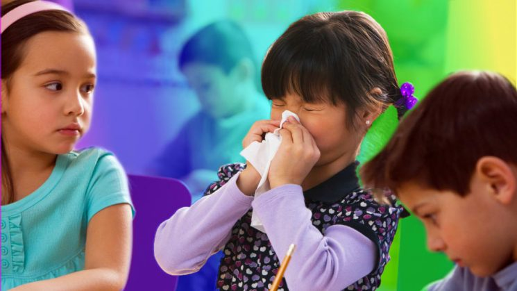 How to Keep Your Kids From Getting Sick Once School Starts