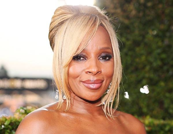 Mary J. Blige Shares Why Hoops Are Iconic and a Wardrobe Must-Have