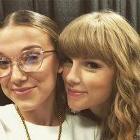 Millie Bobby Brown Had the Best Time at a Taylor Swift Concert