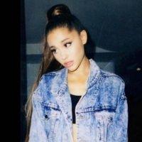 Saturday Savings: Ariana Grande's Denim Jacket Is on Sale for $50