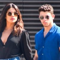 Nick Jonas and Priyanka Chopra Enjoy Brunch Date in L.A.
