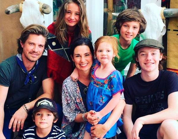 Taylor Hanson Expecting Sixth Child With Wife Natalie