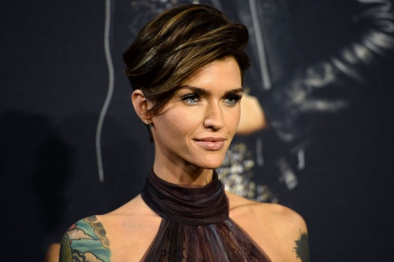 Ruby Rose received backlash for being gender-fluid and a