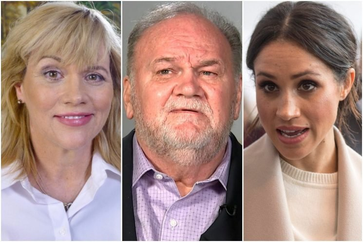 Meghan Markle allegedly asked her father to stop speaking to her sister