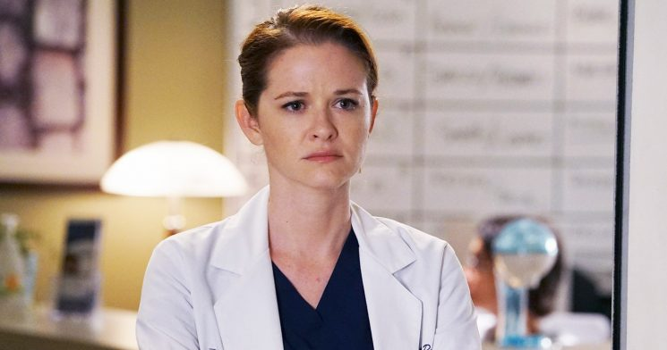 Sarah Drew Opens Up About 'Grey's Anatomy' Firing for the First Time