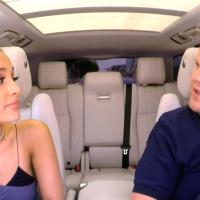 Ariana Grande Shuts Down Pregnancy Rumors During Carpool Karaoke
