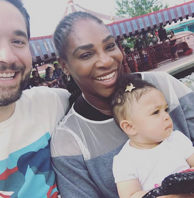 Serena Williams Reveals the Reason She Will Not Celebrate Her Daughter's Birthdays