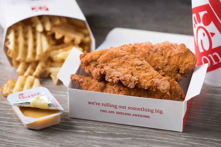 Chick-fil-A Is Now Serving Spicy Chicken Tenders in Select Cities