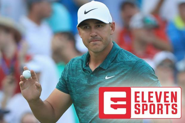 Eleven Sports US PGA Championship coverage cuts out meaning furious viewers miss Brooks Koepka's winning putt