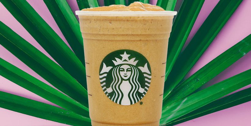The New Starbucks High-Protein Cold Brew Is A Pretty Legit Option For Vegans