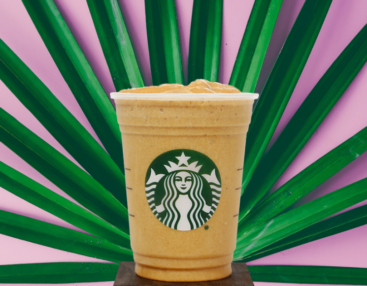 Starbucks Is Now Selling Cold Brew Protein Shakes