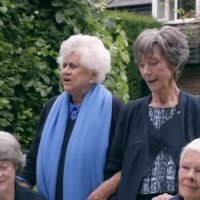 Maggie Smith and Judi Dench Gossiping is Better Than Any Real Housewives
