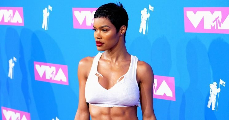 Teyana Taylor Shows Why She Was Called a 'Ninja Turtle' Growing Up