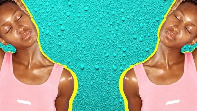 All the Ways Sweating Is Actually Good for You (& Necessary)