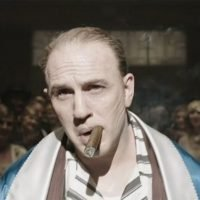 Tom Hardy Is Totally Unrecognizable as Al Capone in Fonzo First Look