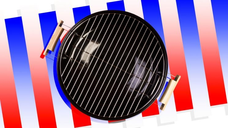 All the Grill-Cleaning Hacks You Need Before Your Labor Day BBQ