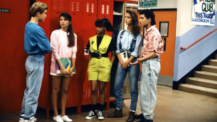 The Children of the 'Saved by the Bell' Cast Are Watching the Show, & We're So Old