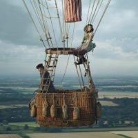 Eddie Redmayne, Felicity Jones Reunited in First Look at Amazon's 'Aeronauts'
