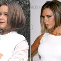 Mini-Me Moves! Victoria Beckham's 'Baby Girl' Harper Channels Mom with Posh New Haircut