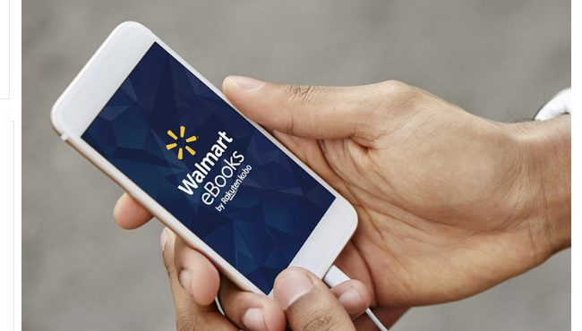 Walmart Launches Online Store for Ebooks, Audiobooks
