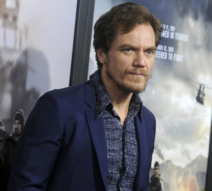 Michael Shannon: Trump is not 'capable of deep reflection… f–k that guy'