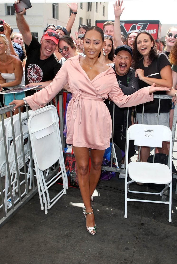 Mel B explains why she's going to rehab: 'I'm not an alcoholic'