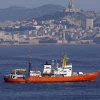 Italy says BRITAIN must take migrants plucked from the Mediterranean