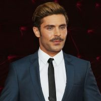 Zac Efron and friends dine on vegan fare in NYC