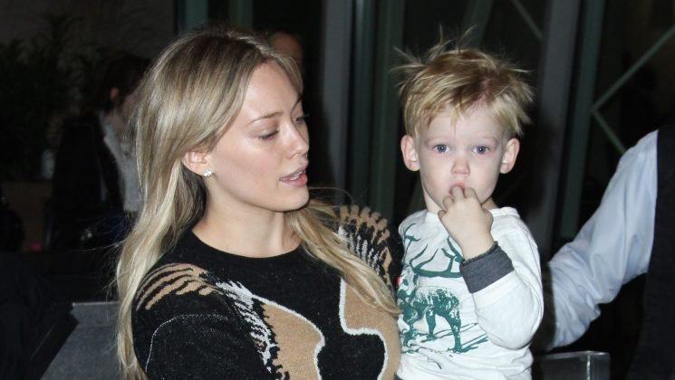 Hilary Duff Is Tired of Getting Mom-Shamed for Kissing Her Son on the Lips