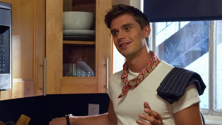 'Queer Eye' star Antoni Porowski opening health-conscious fast-casual restaurant in New York