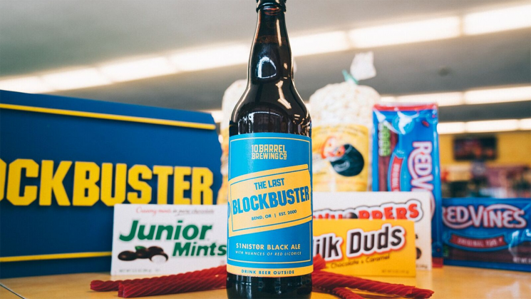 Last remaining Blockbuster gets its own beer: 'With a light body, smooth finish and hints of nostalgia'