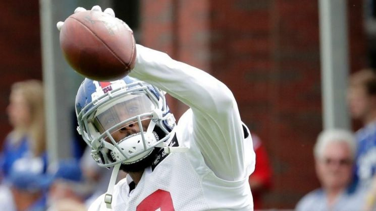 Odell Beckham Jr. opens up about expectation of black athletes, says he feels 'like a zoo animal'