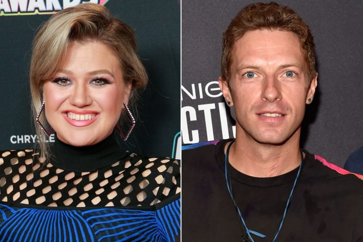 Kelly Clarkson's Daughter River Rose Has a Huge Crush on Chris Martin: 'I Wanna Kiss Him'