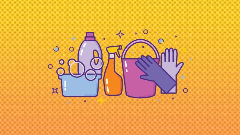 10 Things You're Cleaning Too Much